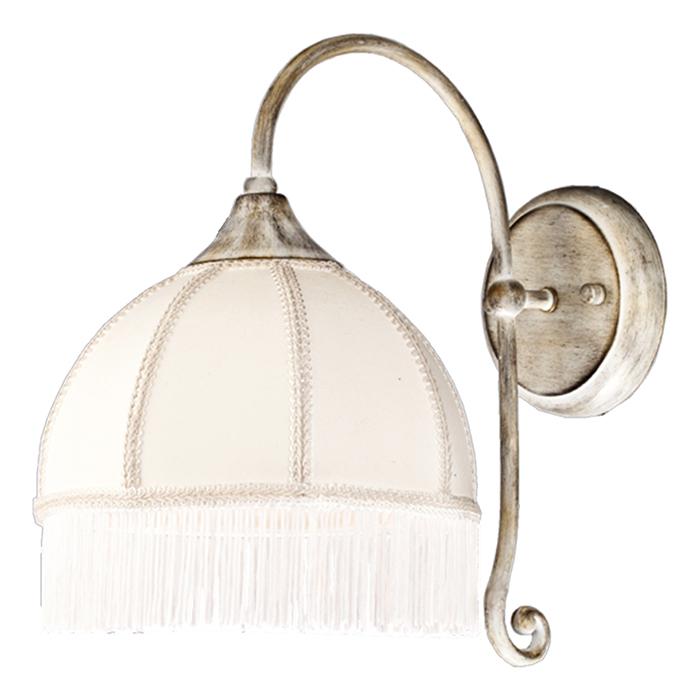 Светильник настенный Arte Lamp Bianca A2116AP-1WGA2116AP-1WG