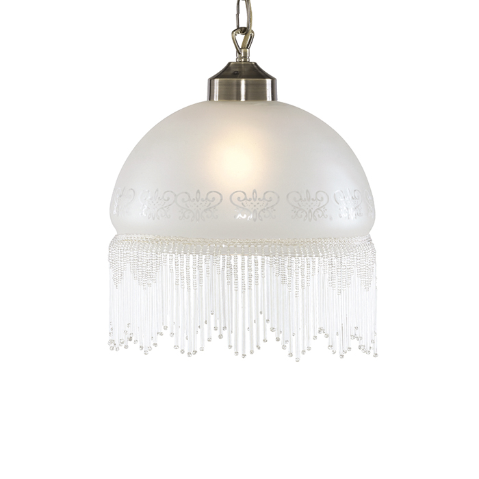 Светильник подвесной Arte Lamp Victoriana A3191SP-1ABA3191SP-1AB