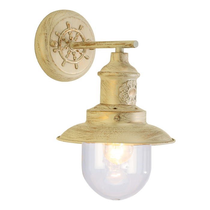 Светильник настенный Arte Lamp SAILOR A4524AP-1WG бра arte lamp sailor a4524ap 1wg