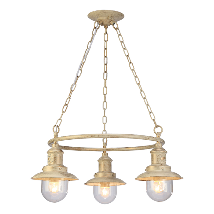 Светильник подвесной Arte Lamp SAILOR A4524LM-3WGA4524LM-3WG