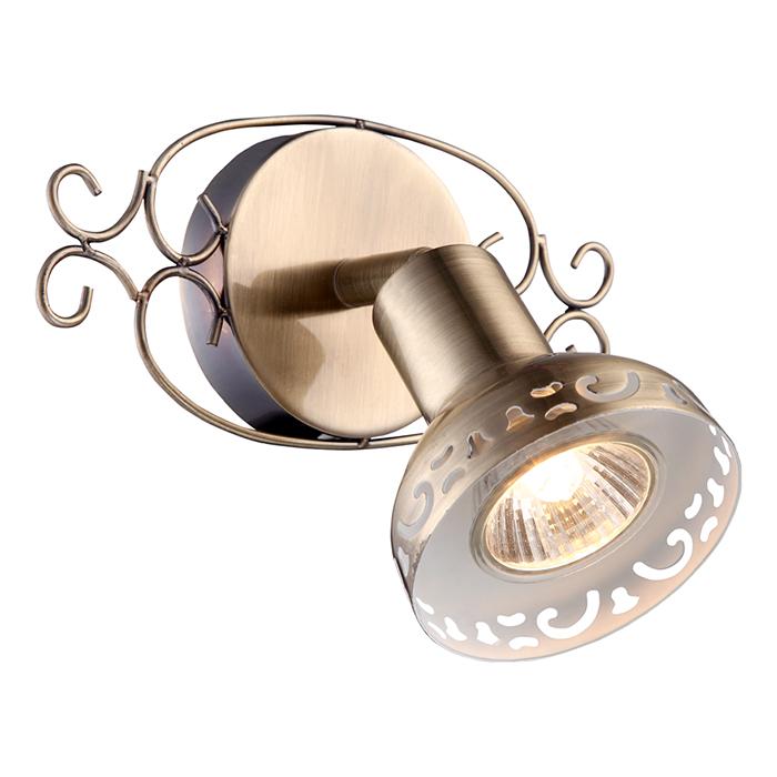 Светильник настенный Arte Lamp FOCUS A5219AP-1ABA5219AP-1AB