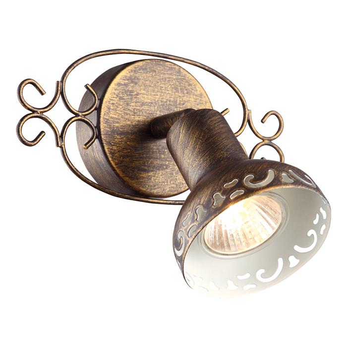 Светильник настенный Arte Lamp FOCUS A5219AP-1BRA5219AP-1BR