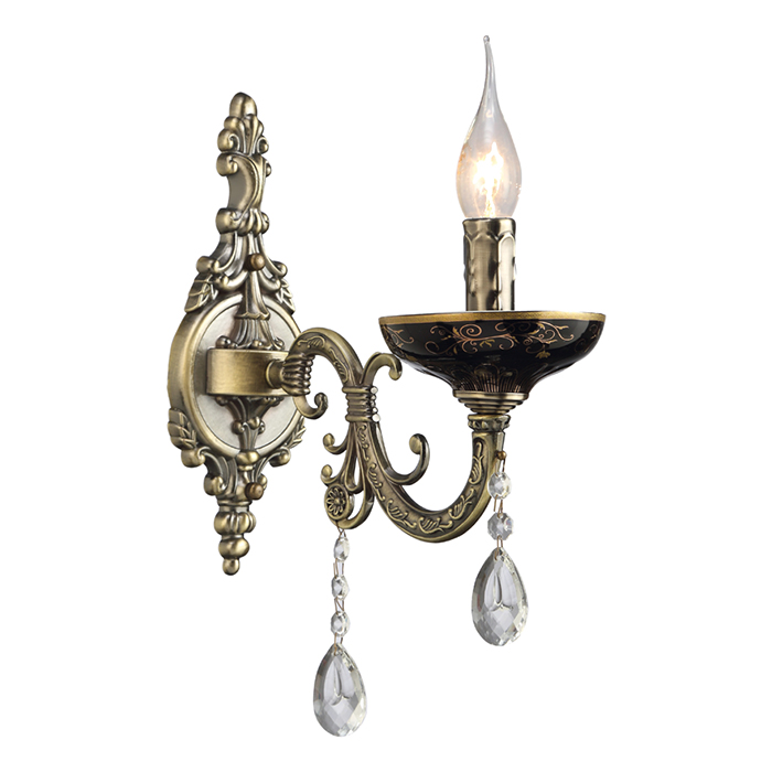 Светильник настенный Arte Lamp DUBAI A5335AP-1BAA5335AP-1BA