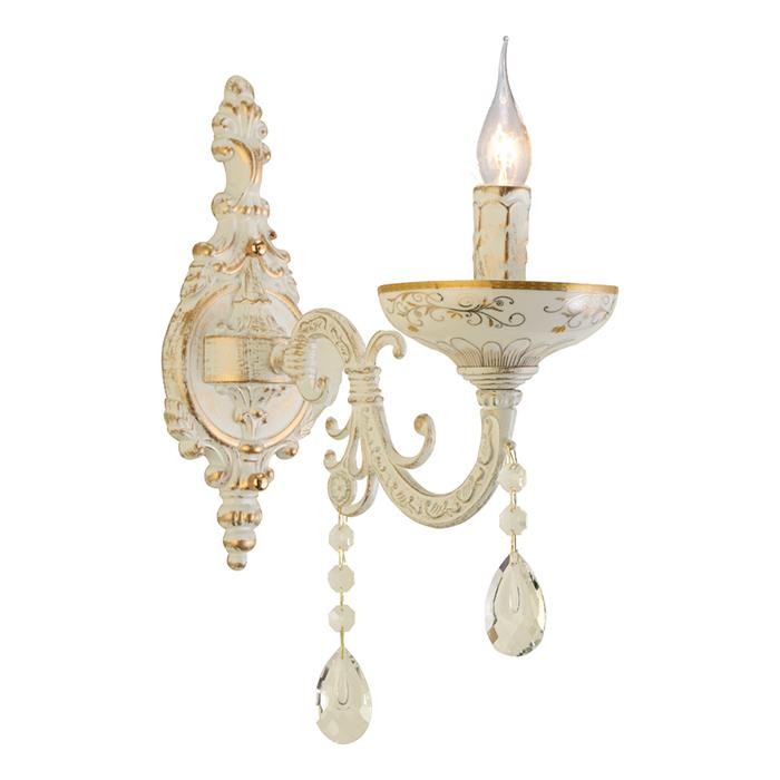 Светильник настенный Arte Lamp DUBAI A5335AP-1WGA5335AP-1WG
