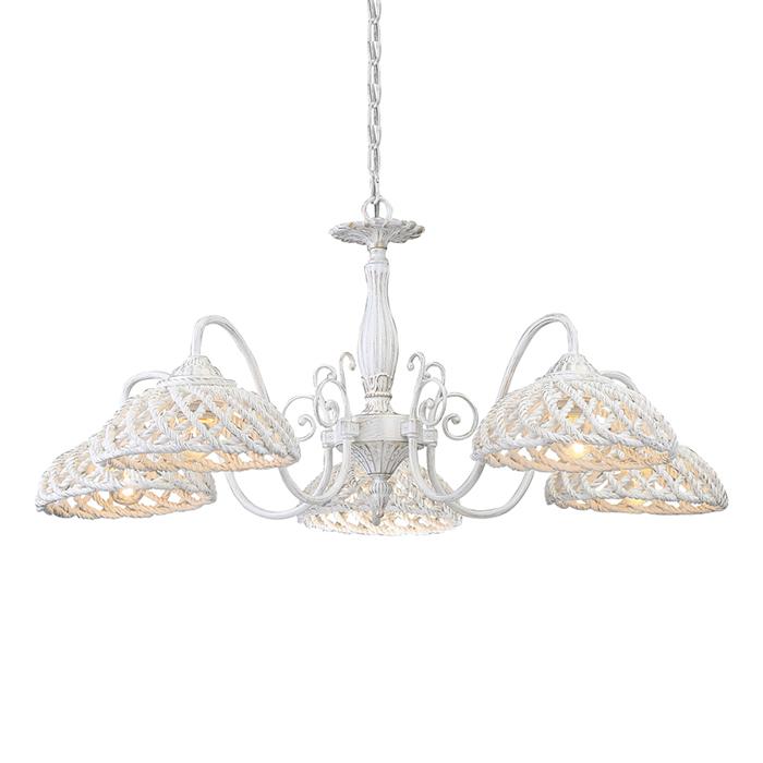 Светильник подвесной Arte Lamp TWISTED A5358LM-5WGA5358LM-5WG