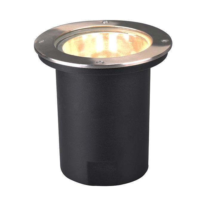 Светильник уличный Arte Lamp Piazza. A6013IN-1SSA6013IN-1SSУличный светильник Arte Lamp Piazza поможет создать на вашем придомовом участке атмосферу уюта и комфорта. Благодаря высококачественным материалам он практичен в использовании и отлично работает на протяжении долгого периода времени. Встраиваемый светильник предназначен для освещения пространства на улице. Лампа: Е27, 1х100 Ватт. Диаметр монтажного отверстия: 16 см.