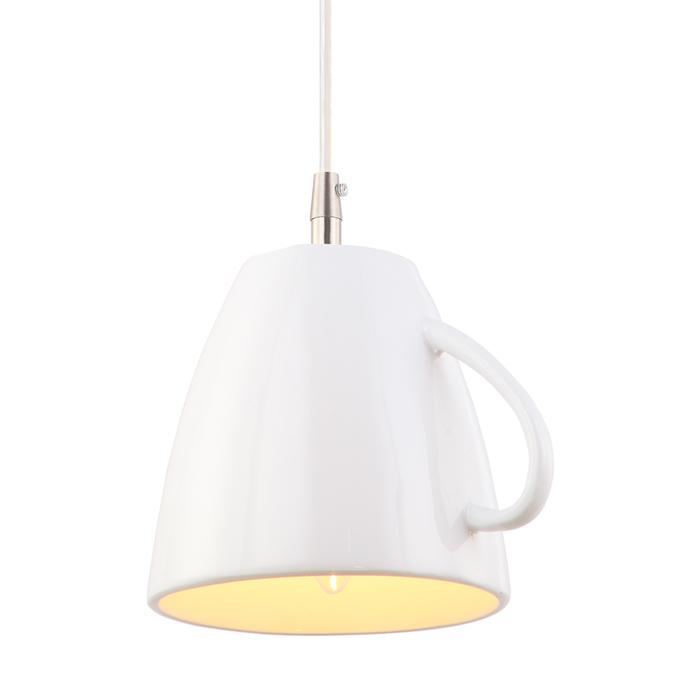 Светильник подвесной Arte Lamp CAFETERIA A6605SP-1WHA6605SP-1WH