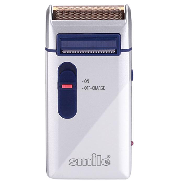Smile ER 3211 электробритваER 3211Бритва Smile ER 3211 оснащена режущей сеткой из нержавеющей стали, благодаря чему устройство прослужит длительное время. Функция Триммер для коррекции формы бороды позволит вам придать ей необходимую для вас модную форму. Устройство работает от встроенного аккумулятора, время полной зарядки которого составляет 8 часов, при этом время автономной работы бритвы - 30 минут.