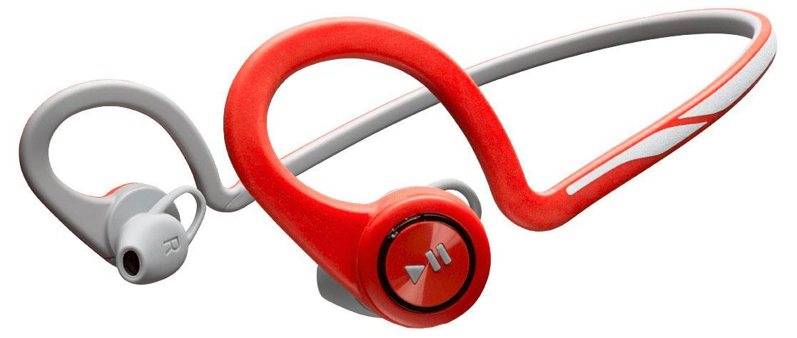Plantronics BackBeat Fit, Red Bluetooth-гарнитура