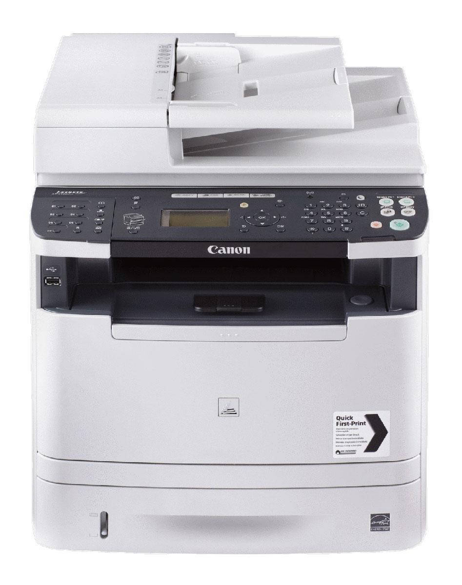Canon i-SENSYS MF6180DW МФУ8482B040МФУ Canon i-SENSYS MF6180DW МФУ Canon i-SENSYS MF6140DN создано для экономичной черно-белой печати во взаимосвязанной многопользовательской среде. Имеет поддержку Wi-Fi и облачной печати.Теперь вы получите результаты быстрее благодаря технологии Quick First-Print, которая обеспечивает быстрое начало печати при выходе из спящего режима, скорость печати до 33 стр/мин и получение первого отпечатка в течение 6 секунд. Благодаря вместимости в 800 листов и дополнительным лоткам для бумаги вам не понадобится постоянно подгружать бумагу в периоды высокой нагрузки.Функция сканирования непосредственно в электронное сообщение, сетевые папки или USB-накопители позволяет увеличить производительность и ускорить рабочие процессы. Функцию отправки SEND от Canon легко использовать с помощью кнопок, которые позволяют указать адресата одним нажатием, а формат Compact PDF обеспечивает высокое качество изображений в файле небольшого размера, повышая эффективность документооборота.Используйте весь потенциал своего устройства благодаря кнопкам для быстрой настройки и интуитивному 5-строчному ЖК-дисплею, который выводит больше информации именно туда, где она вам нужна - на экран. Удаленный пользовательский интерфейс (RUI) позволяет вам настраивать и контролировать принтер из любой точки сети с доступом через идентификатор для сохранения основных настроек.Безопасная печать конфиденциальных документов на общем устройстве возможна благодаря функции SecurePrint от компании Canon. Задания на печать хранятся в оперативной памяти принтера и доступны через PIN-код, благодаря чему вы можете быть полностью уверены в безопасности без необходимости дополнительных расходов.Экономьте энергию и деньги благодаря непревзойденной энергоэффективности и экономичности печати. Уровень обычного потребления энергии составляет всего 1,3 кВт/ч в неделю, а автоматическая двусторонняя печать позволяет сохранить драгоценную бумагу. Почувствуйте больше свободы благодаря печати и скани