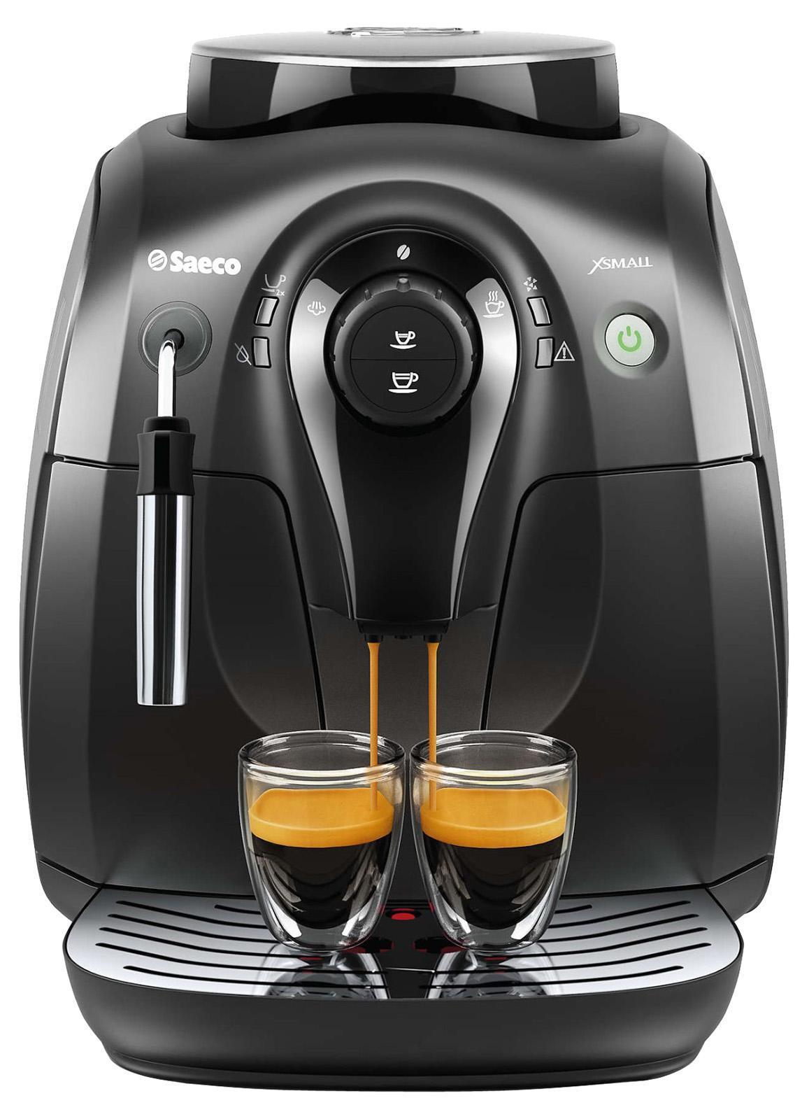 Philips HD8649/01 кофемашинаHD8649/01Эспрессо из свежемолотых кофейных зерен простым нажатием кнопки.Приготовьте одну или сразу две порции превосходного эспрессо,сваренного из свежемолотых кофейных зерен, просто нажав на кнопку иподождав несколько секунд. Потрясающий вкус благодаря 100%-нокерамическим жерновам. Керамика гарантируетдолгий срок службы и бесшумную работу. Регулируемые настройкипомола для идеального вкуса кофе. Выберите одну из пяти степеней помола на вашвкус - от самого тонкого для приготовления насыщенного крепкогоэспрессо до самого грубого для более легкого вкуса. Сохранитеперсональные настройки объема напитка с помощью функциизапоминания. Благодаря функции запоминания вы можетезапрограммировать и сохранить нужный объем, чтобы всегда готовить любимый кофетак, как вам нравится. Классический капучинатор, который баристаназывают панарелло, используется для приготовления с помощью парамягкой молочной пены для вашего капучино. Почувствуйте себябариста - готовьте вкусные молочные напитки традиционным способом!Удобный и понятный интерфейс для простого управлениякофемашиной. Интуитивно понятный и простой пользовательский интерфейс с большимикнопками позволяет с легкостью управлять кофемашиной, в полной мереиспользуя ее возможности. Подходит для кухни любого размераблагодаря компактности и доступу к резервуарам с фронтальнойпанели. Кофемашину невероятно удобно использовать независимо от размера кухни: она занимает мало места,а доступ к резервуару для воды и контейнеру для отходовосуществляется с фронтальной панели. Разработано для вашего наслаждениялюбимым кофе. Полностью съемная варочная группа для удобной очистки. Варочнаягруппа - это основной элемент любой автоматической кофемашины,который необходимо очищать раз в неделю. Доступ к варочной группеосуществляется с боковой панели. Вы сможете без труда извлечь ееодним движением и промыть струей воды из-под крана. Функция автоматическойочистки от загрязнений и накипи Кофемашина выполняет автоматическуюочистку в