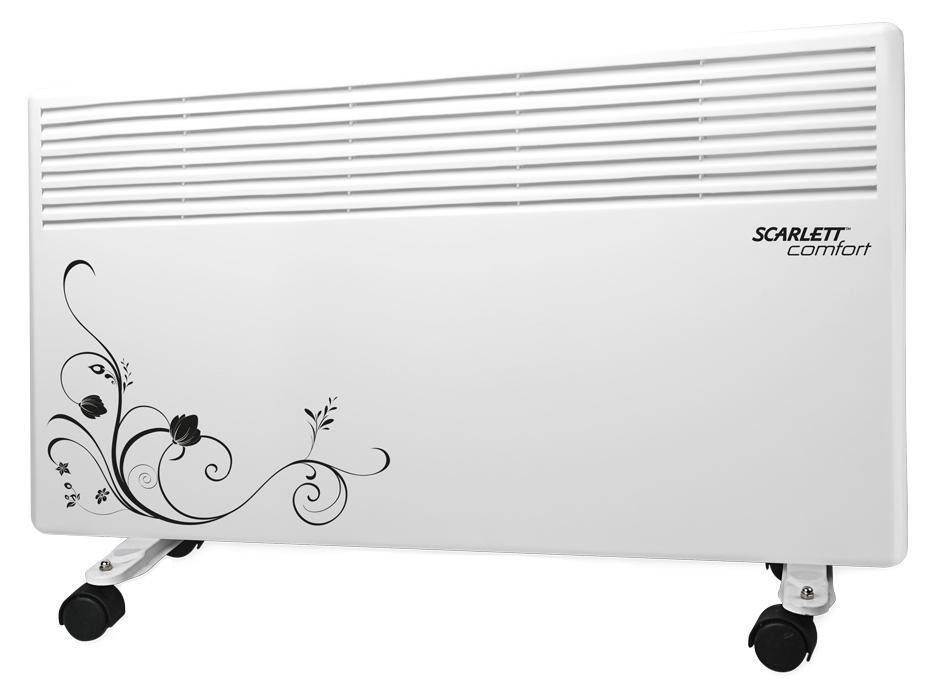 Scarlett SC-CH833/1500, White конвектор