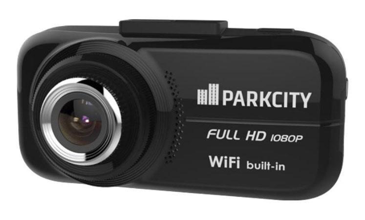 ParkCity DVR HD 720, Black видеорегистратор00000008385Главное ноу-хау Parkcity DVR HD 720 – это встроенный модуль Wi-Fi, который обязательно оценят владельцы портативных устройств, работающих под управлением самых популярных операционных систем iOS и Android – то есть, большинство современных водителей. Наличие модуля Wi-Fi позволяет отображать на экране планшета, смартфона или мультимедийного головного устройства изображение с видеорегистратора в режиме реального времени. Кроме того, можно просматривать ранее отснятые записи, сохранять видео и фото в памяти телефона или планшета. Приложения для работы с видеорегистратором Parkcity DVR HD 720 доступны для скачивания в App Store и Google Play.Теперь о качестве изображения. Великолепная четкость и детализация картинки достигается благодаря использованию самого современного процессора Altek – именно этот бренд является поставщиком графических решений для профессиональной техники Nikon, Canon, Sony, Fujifilm. Если прибавить к этому широкий угол обзора 148 градусов, отличные результаты съемки в темное время суток и большой 2,7-дюймовый экран – получим образец регистратора нового поколения.