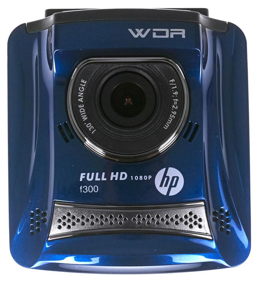 HP f300, Blue видеорегистратор2601001301Преимущества видеорегистратора HP f300 – камера свысококачественной оптикой и мощный процессор AmbarellaA5L70 способныйобрабатывать видео в формате FullHD. 6-слойная стеклянная линзаувеличивает срок службы объектива и качество съемки. ИК-фильтр способствуетулучшенной цветопередаче при съемке ночью, в условияхнедостаточной освещенности, и предотвращает появление бликов. Главная задачавидеорегистратора – максимально полная и достоверная фиксациядорожной ситуации. Широкоугольный объектив видеорегистратора HPf300, с обзором 130°, охватывая периферию движения, позволяетзафиксировать ситуацию на соседних полосах движения итротуаре.Благодаря автоматическому режиму записи, видеорегистратор HP f300 готов киспользованию сразу после установки. Дополнительные опции даютвозможность осуществлять настройки камеры вручную, в соответствиис конкретными задачами и предпочтениями. Технология WDR (Широкийдинамический диапазон) позволяет камере видеорегистратора HP f300автоматически получать качественное изображение объектов,находящихся в темных и светлых областях кадра. Система регулировкиэкспозиции имеет 9 уровней настройки с возможностью ручного иавтоматического выбора. Встроенный в видеорегистратор HP f300 3-осевойдатчик ускорения (G-сенсор) включает режим экстренной записи вовремя внештатных ситуаций. Резкое торможение, ускорение, удар,поворот – будут автоматически записаны в отдельный файл, защищенный отслучайного удаления или перезаписи. Режим парковки позволяетвключать видеонаблюдение за ситуацией около автомобиля во времяотсутствия водителя, при срабатывании датчика движения. Ввидеорегистраторе HP f300 функция парковочного режима реализована ссущественным преимуществом – кроме самого момента происшествиявидеорегистратор HP f300 автоматически добавляет по 10 секунд видео допоявления движения в кадре и после. В режиме циклической записи, новыефайлы пишутся поверх старых, что дает возможность экономить местона установленной в видеорегистратор