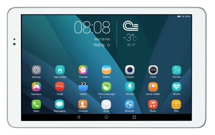 Huawei MediaPad T1 10 LTE (T1-A21L), Silver53015063
