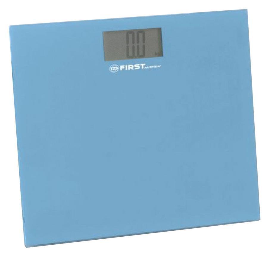 First FA-8015-2, Blue весы напольные какой фирмы напольные весы лучше купить