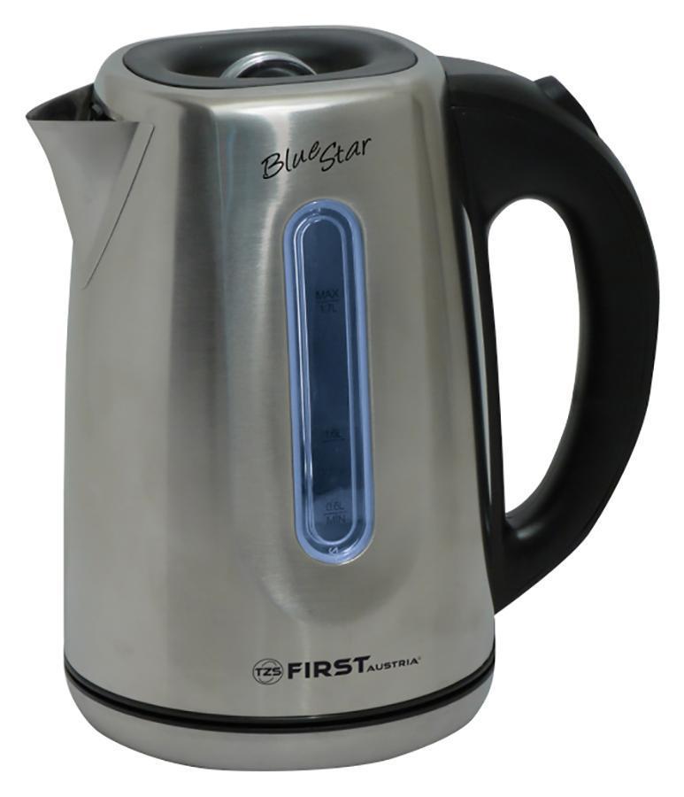 First FA-5411-5, Black электрический чайник first fa 5411 8 black электрический чайник