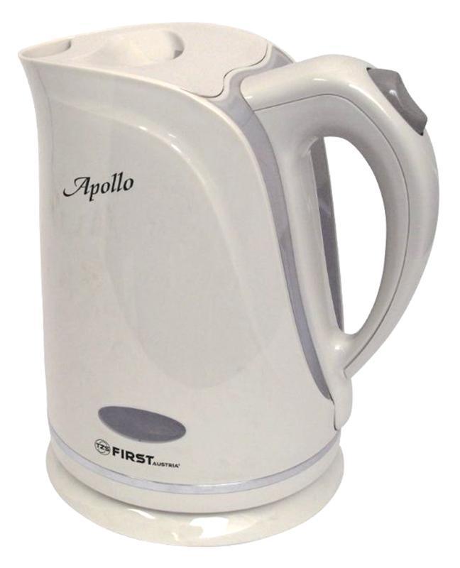 First FA-5412-1, White Grey электрический чайник