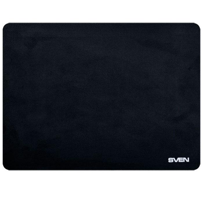Sven HP, Black коврик для мыши sven oo474 black