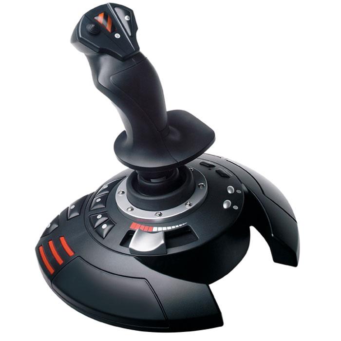 Thrustmaster T-Flight Stick X, Black джойстик + подарок от