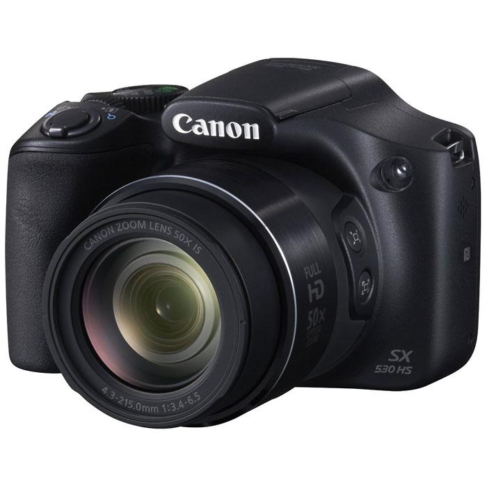 Canon PowerShot SX530 HS (9779B002) цифровая фотокамера