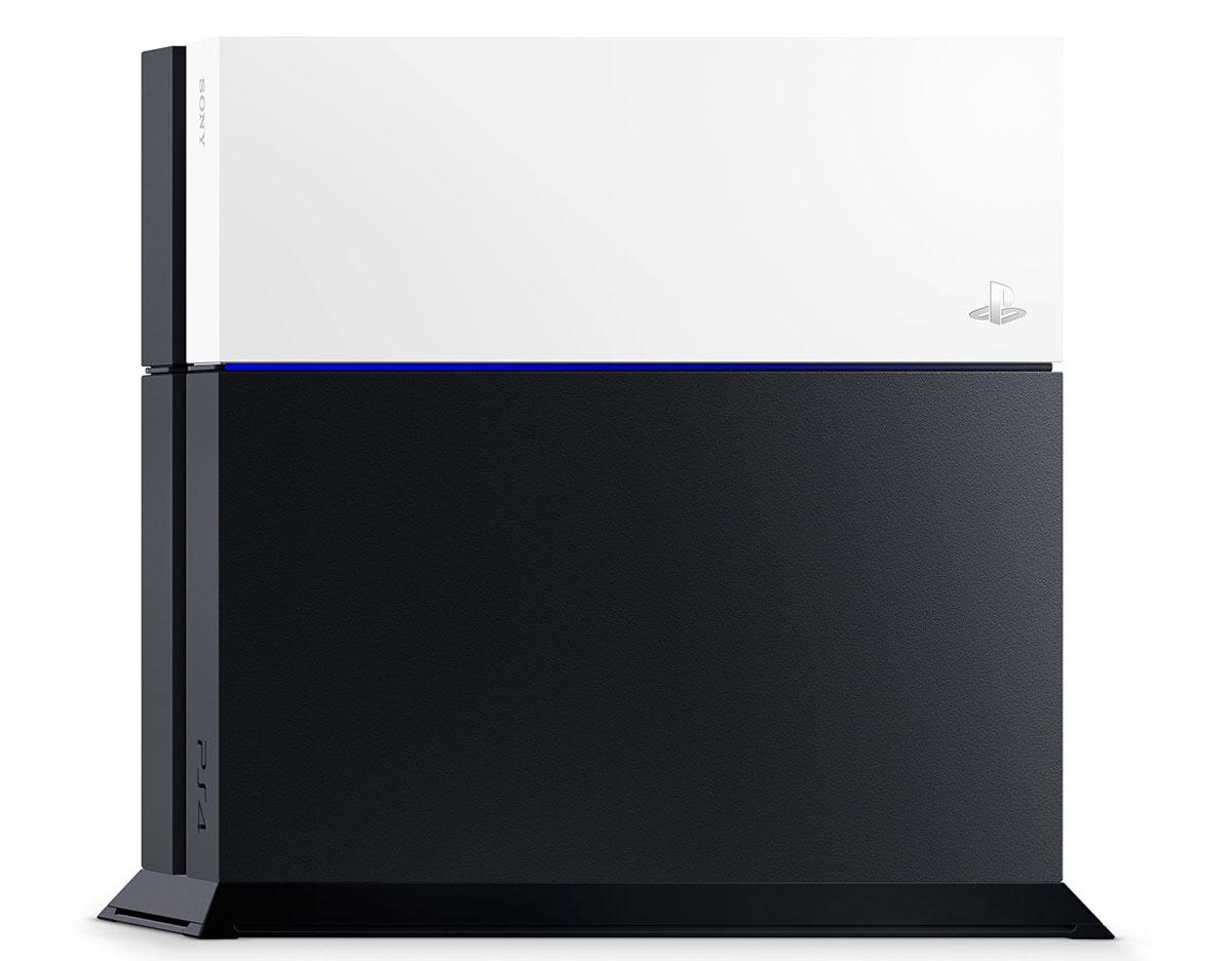 Дополнительная крышка для жесткого диска PS4 (белая) - Аксессуары