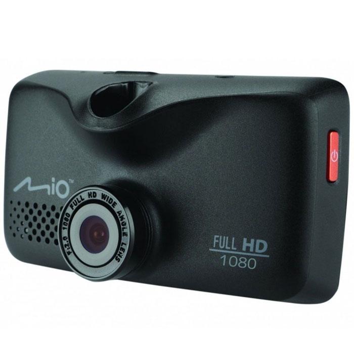 Mio MiVue 618, Black видеорегистратор313558В Mio MiVue 618 основной акцент на качестве и четкости изображения. Для этого увеличен размер матрицы и установлена новая светосильная оптика. А объектив оснащён не только стеклянными линзами, но и инфракрасным фильтром, благодаря чему видео становится более естественным. Благодаря GPS-приемнику, реализована функция умного оповещения о стационарных камерах контроля скорости.5 стеклянных линз и инфракрасный фильтр для объектива:Передовая оптическая система состоит из 5 высококачественных стеклянных линз и инфракрасного фильтра. Они пропускают больше света и создают более яркую и чёткую картинку.Хранитель экрана (HUD):Чтобы не отвлекать вас во время вождения, на дисплее будет указана текущая скорость движения и точное время. При приближении к камерам контроля скорости, на экране появитсяпредупреждение об ограничении.GPS-приемник:Видеорегистратор непрерывно записывает информацию о местоположении, скорости и высоте над уровнем моря, умеет предупреждать о приближении к камере контроля скорости скорости.SmartAlert:Запатентованное умное оповещение о камерах контроля скорости заранее предупреждает водителя. Дистанция до камеры выбирается автоматически в зависимости от вашей скорости.Добавление камер контроля скорости:Пользователь самостоятельно может добавлять камеры контроля скорости на дороге.Датчик удара G-сенсор:При срабатывании датчика удара видеорегистратор мгновенно начинает запись нестираемого видео для последующего анализа события.Регулировка экспозиции (EV):Ручная установка экспозиции видеорегистратора позволяет в сложных условиях освещённости, таких как снегопад или яркие солнечные лучи, регулировать яркость видео.Широкий угол обзора:Угол обзора объектива равен 140°. Это позволяет получить полную картину всегда и везде.Запись по датчику движения:Благодаря встроенному аккумулятору и технологии определения движения, MiVue 618 автоматически начинает запись, когда что-то происходит в кадре. Даже если никого не будет в машине