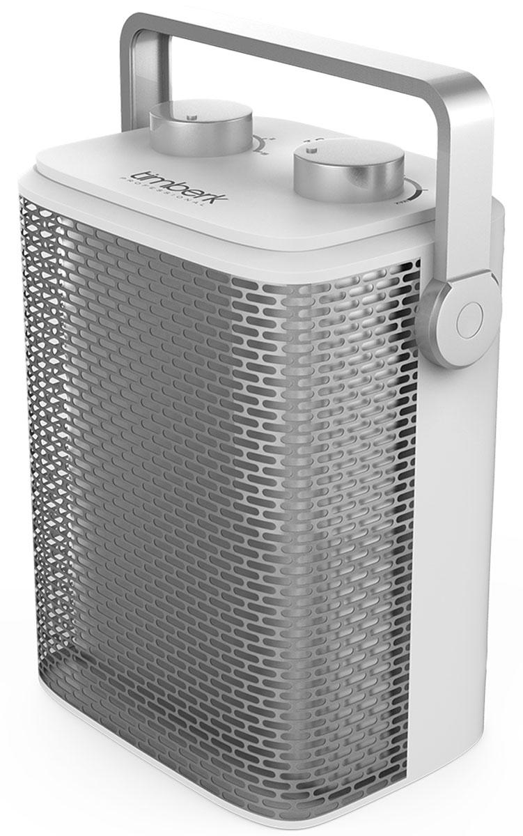 Timberk TFH T15PDS тепловентиляторTFH T15PDSАвторский дизайн тепловентилятора Timberk TFH T15PDS выполненв лучших традициях скандинавской школы дизайна. Увеличенная площадь нагревательного элемента и отсутствие негативного влияния на качество воздуха обеспечиваются технологией Oxygen Safe. Воздух нагревается мгновенно, обеспечивая комфортную температуру в обогреваемом помещении.Два режима мощности на выбор (750/1500 Вт)Режим обдува без обогрева
