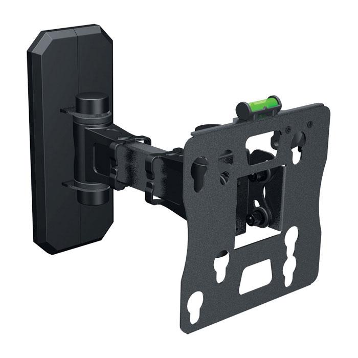 Sven C71-11 крепление для телевизораSV-011017Отличительными особенностями крепления Sven C71-11 является надежность и качество конструкции, простота в монтаже и установке, возможность регулировки поворота и угла наклона, применение специальной высокопрочной полимерной покраски. Sven C71-11 оснащена замками безопасности для надежной фиксации. В комплекте поставки имеется набор всех необходимых аксессуаров для монтажа.