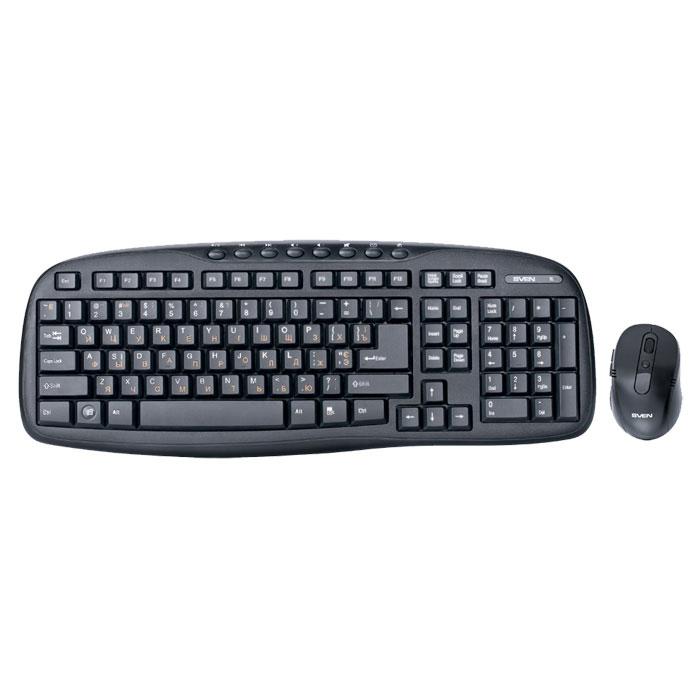 Sven Comfort 3400 Wireless клавиатура + мышь