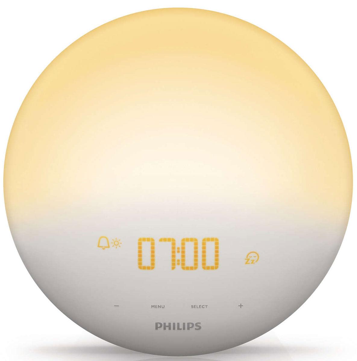 Philips HF3510/70 Wake-up Light световой будильник часы philips wake up light hf3505