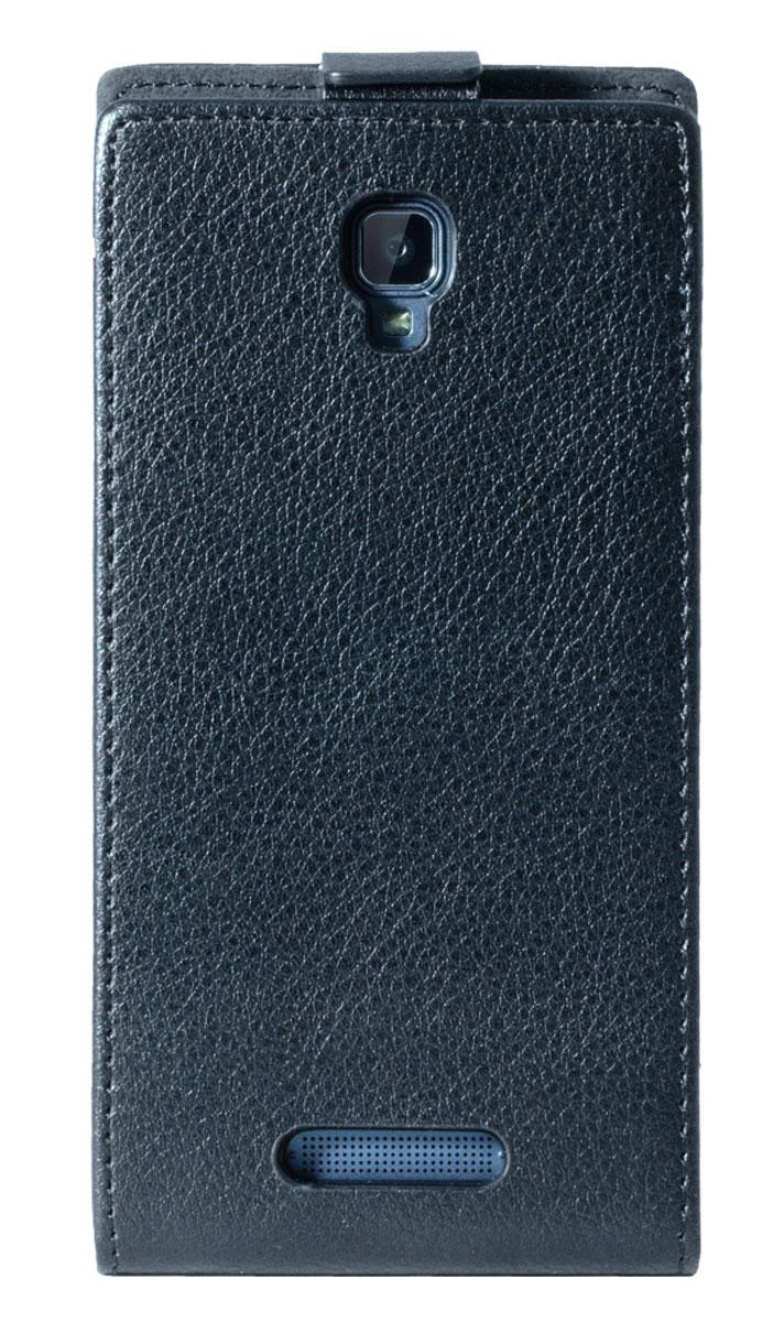 Highscreen Flip Case чехол для Boost III (3000 мАч)23018Чехол с откидной крышкой Highscreen Flip Case для Boost III надежно защищает ваш смартфон от внешних воздействий, грязи, пыли, брызг. Он также поможет при ударах и падениях, не позволив образоваться на корпусе царапинам и потертостям. Чехол обеспечивает свободный доступ ко всем функциональным кнопкам смартфона и камере. Данный чехол подходит при использовании батареи 3000 мАч.