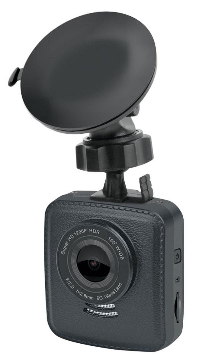 Prology iREG-7570 SHD автомобильный видеорегистраторPROLOGY iREG-7570 SHDАвтомобильный видеорегистратор со встроенным программным радар-детектором (модуль GPS плюс обновляемая база радаров и камер). Поддерживает запись в разрешении Super HD (2304х1296), панорамную съемку высокой четкости (2560х1080), а также несколько режимов съемки в Full HD, включая съемку с частотой 60 кадров в секунду и режим HDR (High Dynamic Range), не допускающий ослепления встречными фарами и потерю детализации на темных участках видео. Построен на топовой версии высокопроизводительного процессора Ambarella A7L70. Скоростная CMOS-матрица Omni Vision OV4689, разработанная специально для экшн-камер, имеет короткое время формирования кадра, что радикально улучшило ночную съемку и позволило избежать смазываний при съемке динамичного видео. Высокоточный стеклянный 6-линзовый объектив обеспечивает угол обзора 140 градусов с последующей коррекцией для получения правильной геометрии изображения. GPS-модуль с фиксацией скорости, маршрута и направления движенияПрограммный радар-детектор (GPS + база данных радаров и камер)Формат записи: AVCДлительность фрагмента записи: 1/2/5/10/20 минутФункция повышения четкости видео WDR/HDRВремя работы от аккумулятора: 10 минутЕмкость аккумулятора: 180 мА/чПоддерживает карты памяти объемом до 32 ГБ