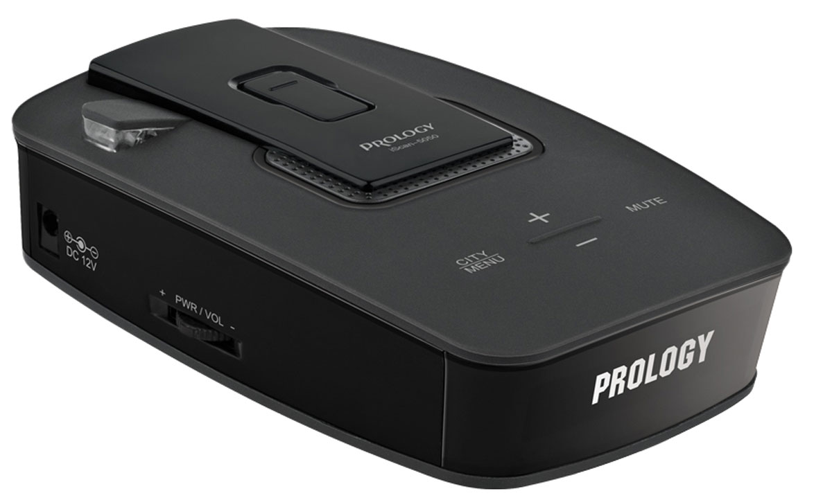 Prology iScan-5050 GPS, Graphite радар-детектор
