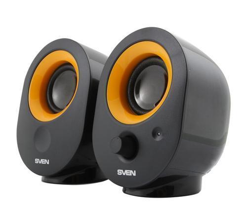 Sven 316, Black акустическая система 2.0