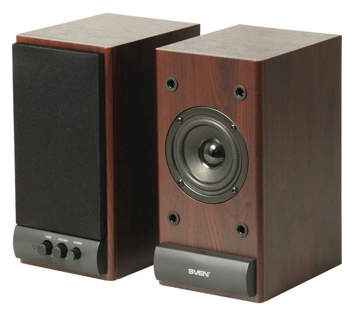 Sven SPS-609, Cherry акустическая система 2.0