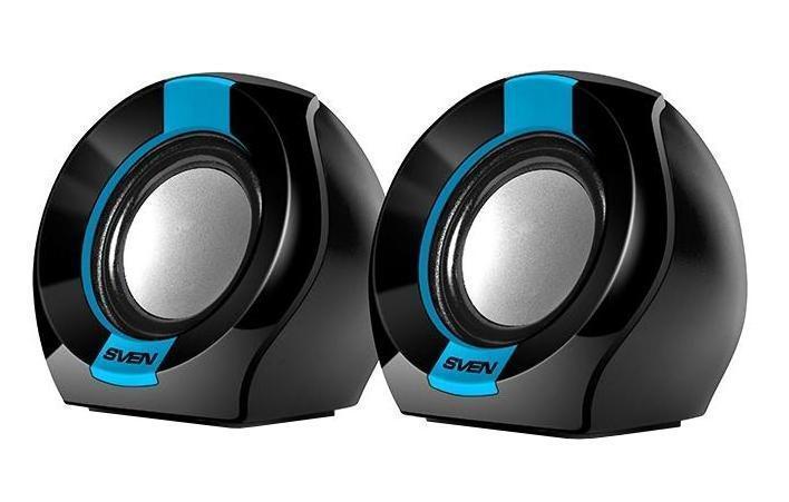 Sven 150, Black Blue акустическая система 2.0