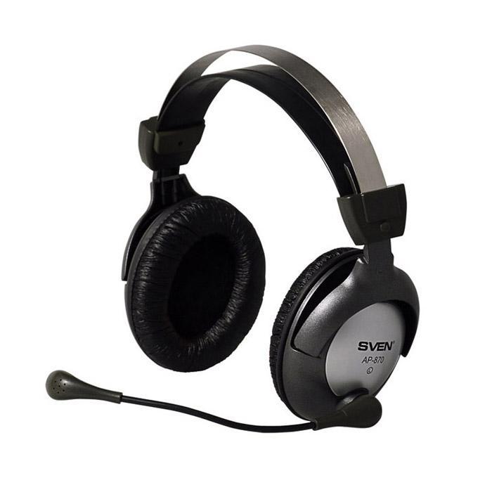 Sven AP-870 наушники с микрофоном - Офисные гарнитуры