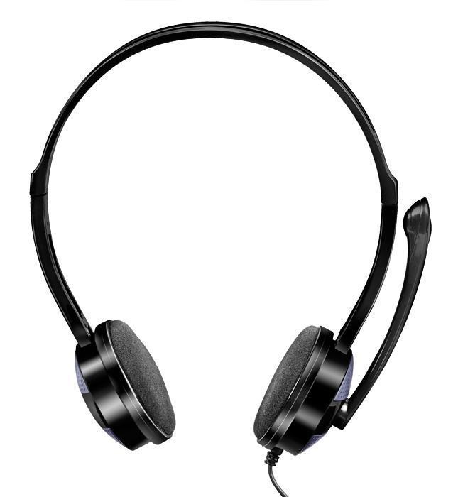 Sven AP-150MV, Black наушники с микрофономSV-012380