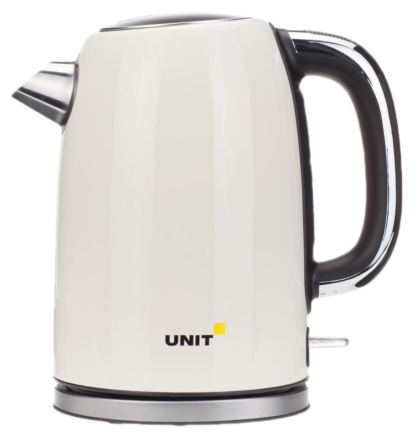 Unit UEK-264, Beige чайник электрическийUEK-264 бежевый