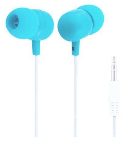 Oxion EPO101, Blue наушникиEPO101BLНаушники OXION EPO101 (Затычки, 20-20kHz, 102±3dB, 32 Ом, шнур 12м). Легкие и компактные, имеют современный, стильный дизайн,обладающий приятной акустикой. Комфортные в применении.
