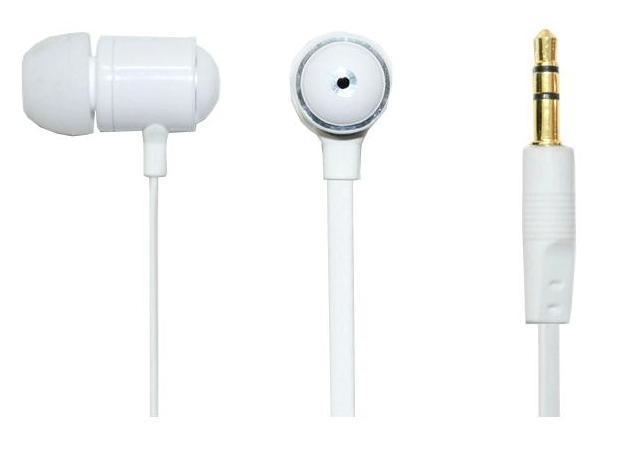 Oxion EPO511, White наушникиEPO511WHНаушники OXION EPO511 (Затычки, 18-20kHz, 102±3dB, 32 Ом, металл, плоский шнур 1,2м). Плоский шнур в современном стиле. Металлический корпус, выполненный в инновационном дизайне с приятной акустикой и глубоким басом. Легкие и комфортные в применении.