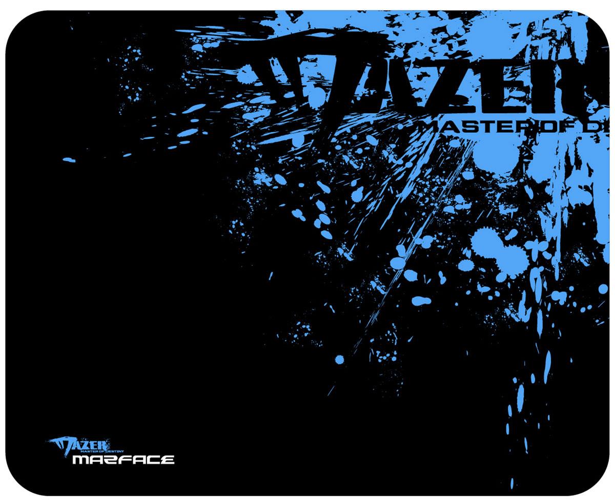 E-Blue EMP004-L Mazer игровой коврик для мышиEMP004-LМягкий полноразмерный коврик для компьютерной мыши E-Blue EMP004-L Mazer создан из прочных и качественных материалов и имеет стильный дизайн. Черно-синяя гамма со стильным принтом логотипа E-Blue Mazer подчеркнет ваш рабочий стол. Коврик отлично подойдет для геймеров, дизайнеров, 3D-аниматоров - для всех, кто проводит долгое время перед компьютером. Поверхность E-Blue EMP004-L Mazer позволит мыши беспрепятственно скользить по ней и обеспечит высокую точность позиционирования курсора.
