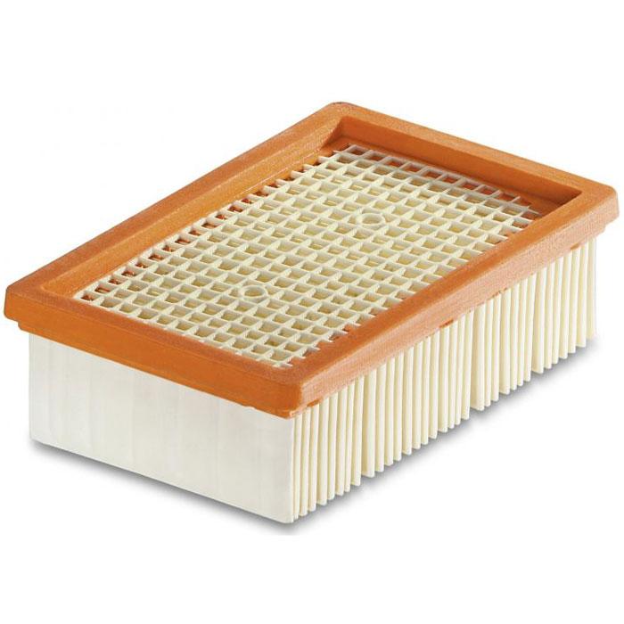 Karcher 28630050 фильтр для WD 4/528630050Плоский складчатый фильтр Karcher для WD 4/5 устанавливается в кассету для быстрой и простой замены без контакта с грязью. Позволяет чередовать операции влажной и сухой уборки без замены фильтра.