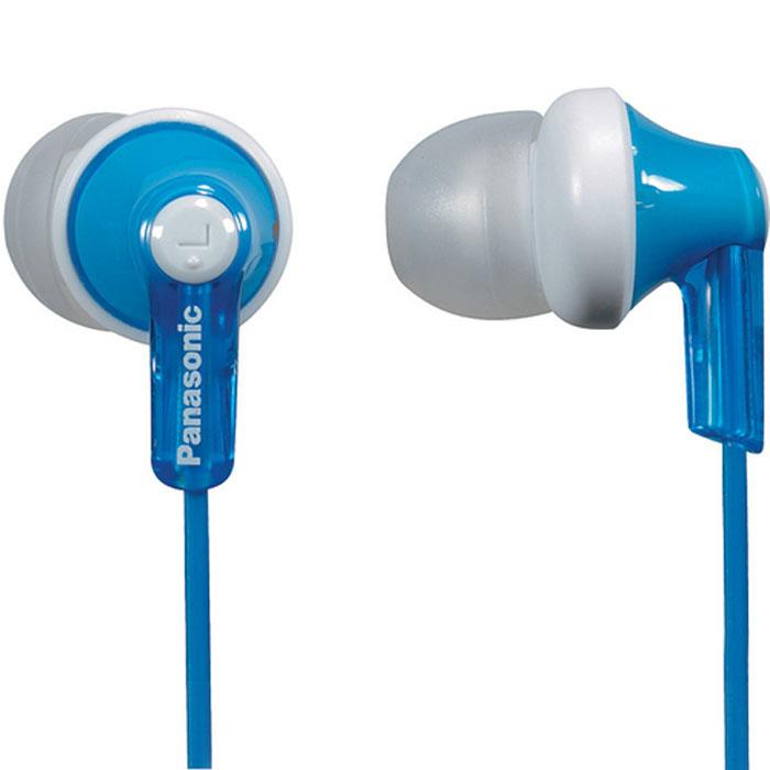 Panasonic RP-HJE118GUA, Blue наушникиRP-HJE118GUAНаушники-вкладыши Panasonic RP-HJE118 основаны на эргономичном дизайне Ergo Fit, обеспечивающем комфорт при использовании. Корпус, провода и амбушюры выполнены в одной цветовой гамме, что подчеркивает единство дизайна. В комплект входят три пары амбушюров разного размера для максимального удобства пользователей.