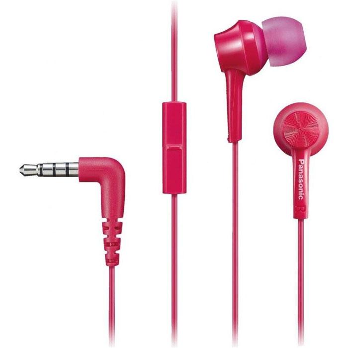 Panasonic RP-TCM105E-P, Pink наушникиRP-TCM105E-PНаушники-вкладыши с линейным микрофоном Panasonic RP-TCM105E обеспечивают удобство использования со смартфоном, воспроизводя чистый звук с превосходной изоляцией от шума.Вкладыши ТСМ105 плотно и удобно сидят в ухе. Благодаря плотному прилеганию обеспечивается изоляция от внешних звуков, что позволяет получить от прослушивания музыки максимум удовольствия.Вспомогательный микрофон и функция дистанционного управления модели совместимы с устройствами iPhone, BlackBerry и Android. Это означает, что они не только прекрасно подходят для прослушивания музыки с вашего смартфона, но и позволяют использовать свои микрофоны для разговоров по нему.