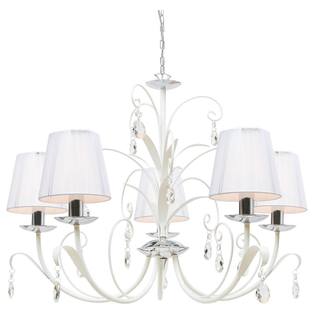 Светильник подвесной Arte Lamp ROMANA SNOW A1743LM-5WHA1743LM-5WH