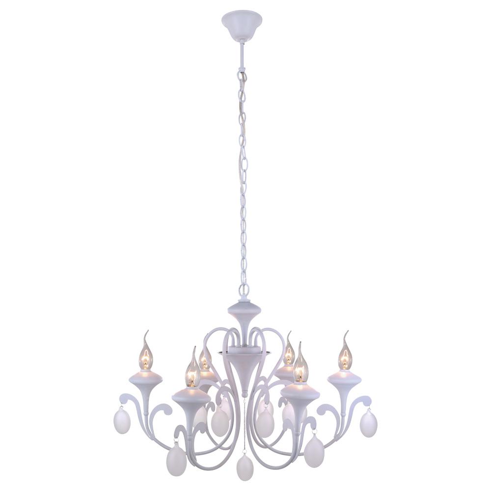 Светильник подвесной Arte Lamp Montmartre A3239LM-6WHA3239LM-6WH