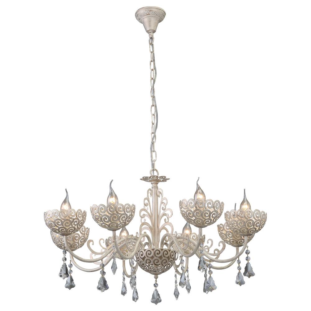 Светильник подвесной Arte Lamp FLEECE A4554LM-8WGA4554LM-8WG