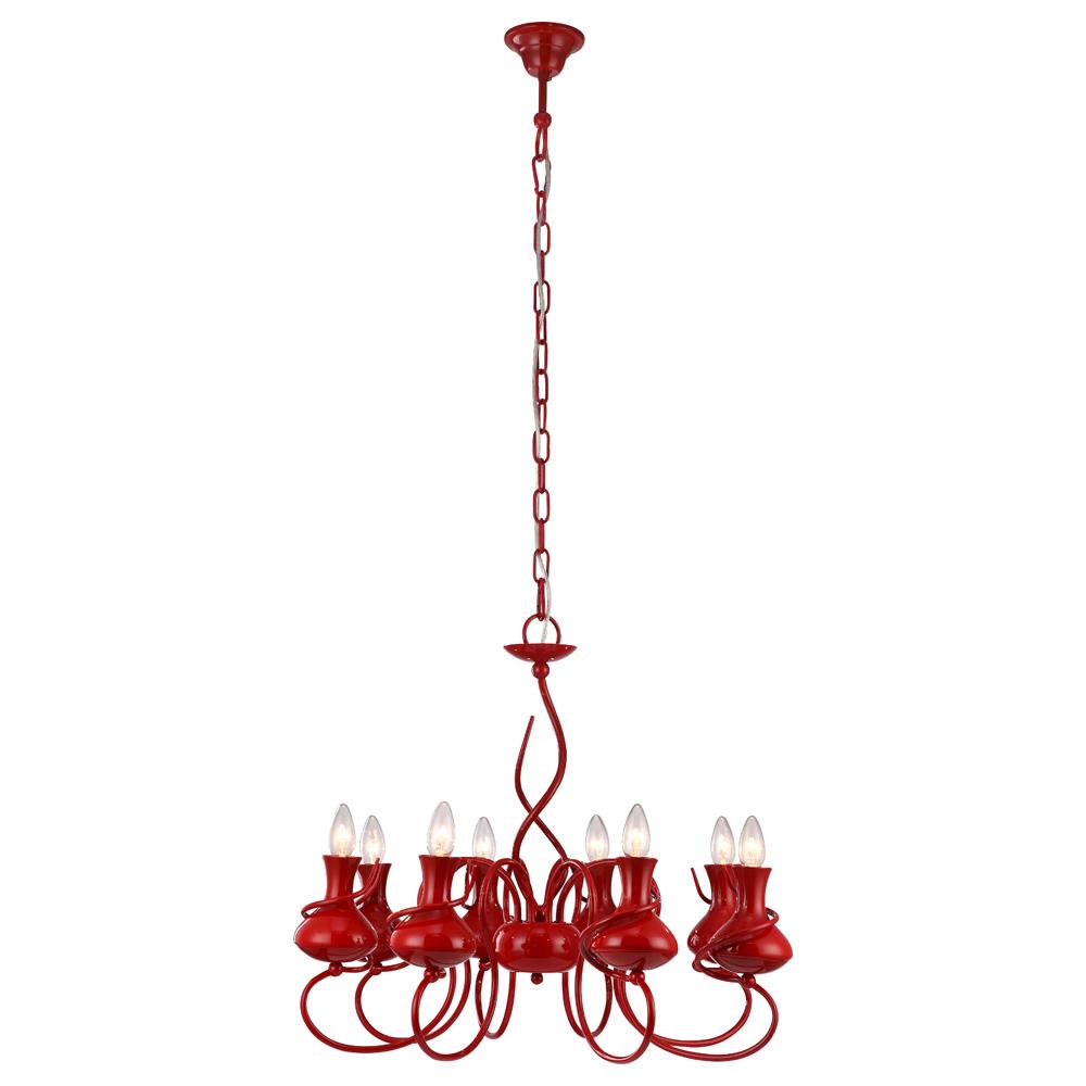 Светильник подвесной Arte Lamp VASO A6819LM-8RDA6819LM-8RD